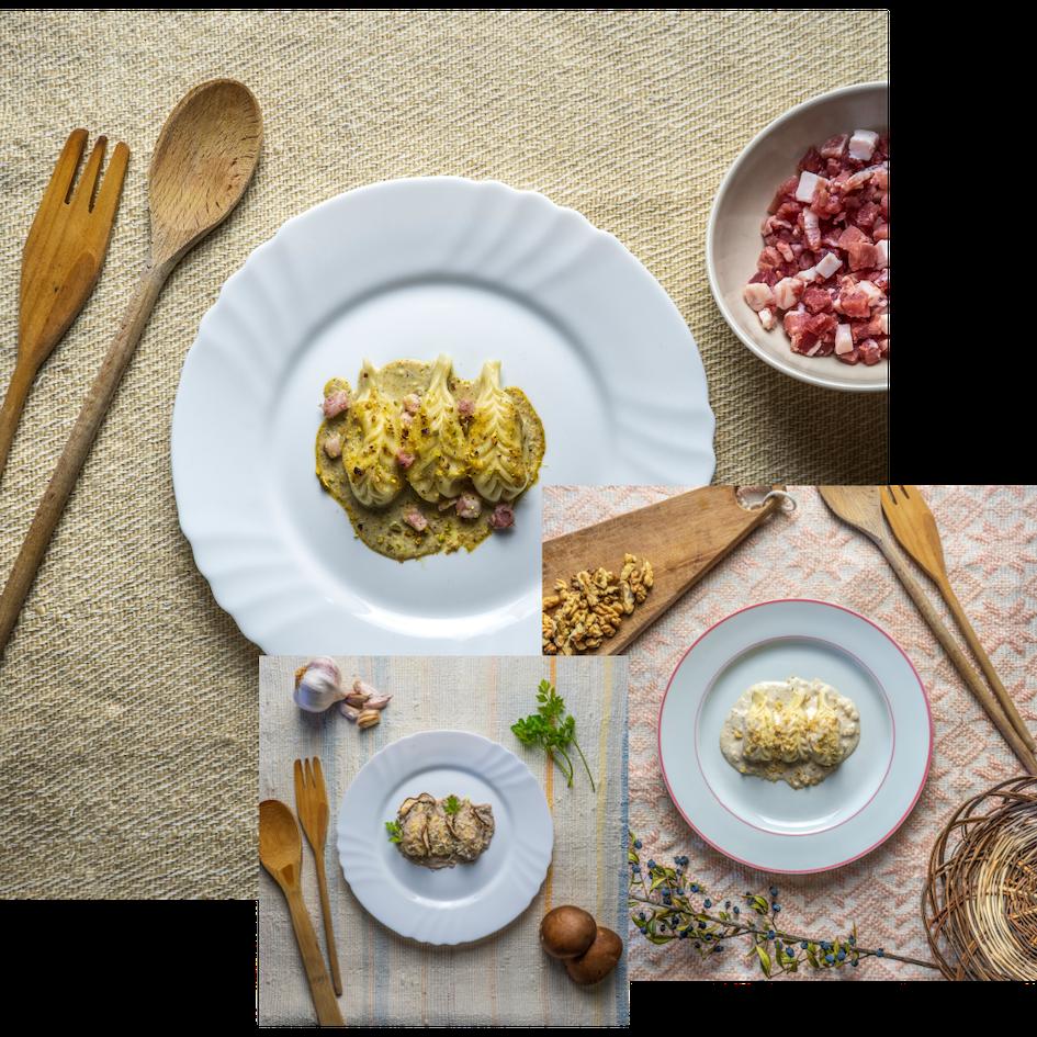 Pasta fresca Ogliastra - Culurgionis IGP